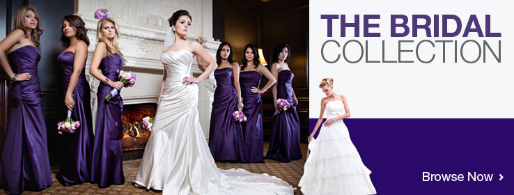 Bridal Gowns, Bridesmaid Dresses, Tuxedos