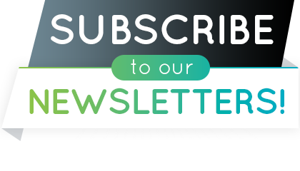 Subscribe to our newsletters!